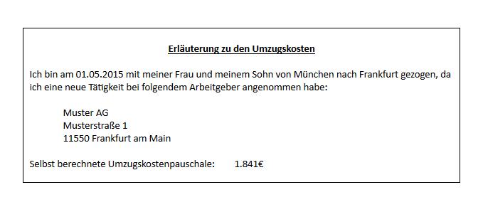 Erlaeut-Umzugskosten